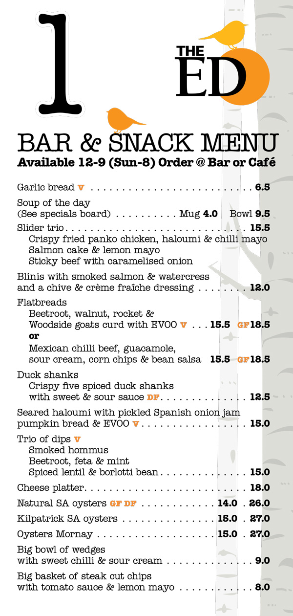 Bar Menu SidebarImage2015