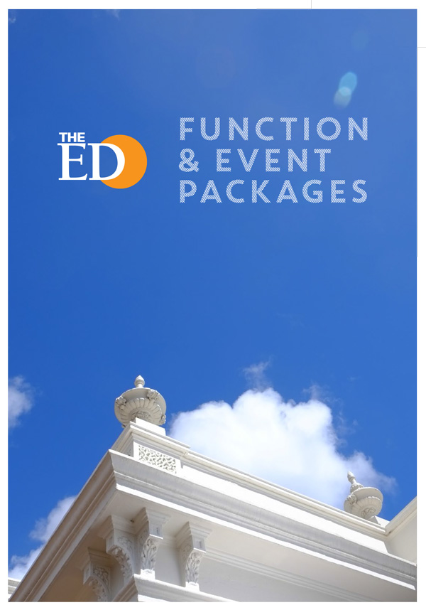 The Ed Function Event Packages Master 2015 1
