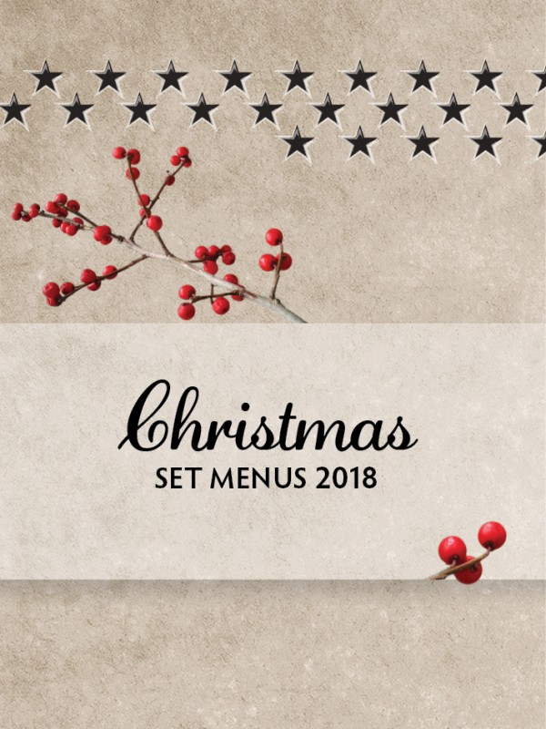 xmas set menu sidebar heading20